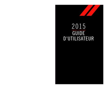 2015 dodge charger manual french