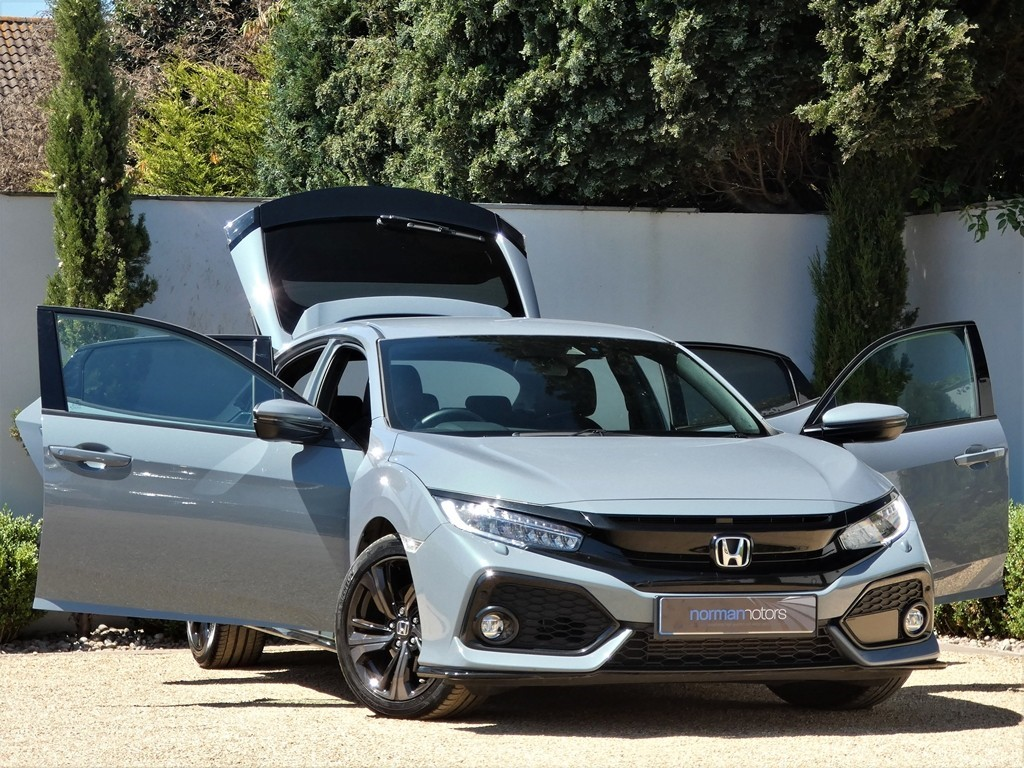 2017 honda civic sport owners manual