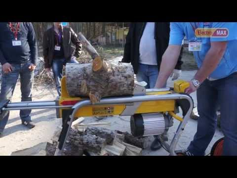 yardworks 9 ton electric log splitter manual