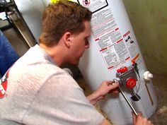 giant expert 8 plus water heater manual