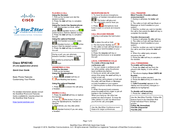 cisco small business spa504g manual