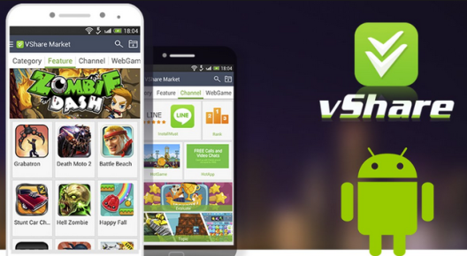 manually download apk from android market