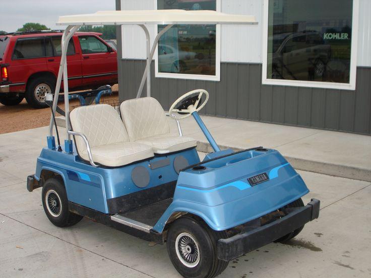 yamaha g1 gas golf cart manual