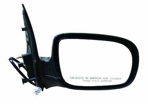 pontiac g5 2005 side mirror manual cover passenger side