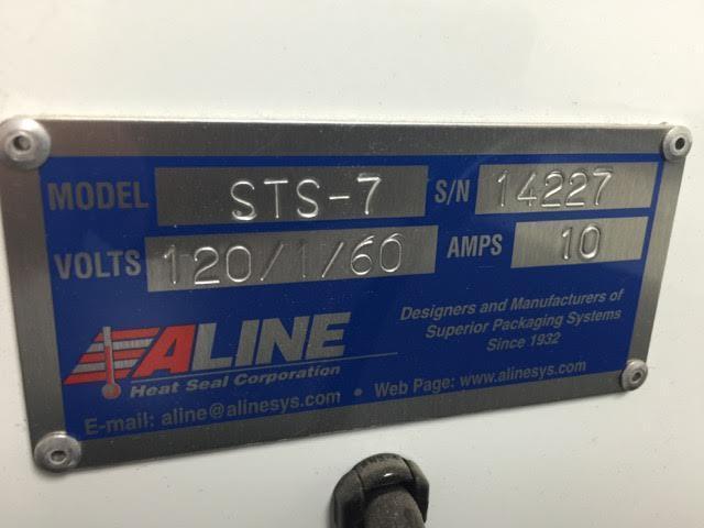 sts-7 tube sealer manual