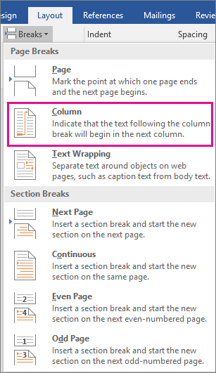office for mac insert paragraph marks manually