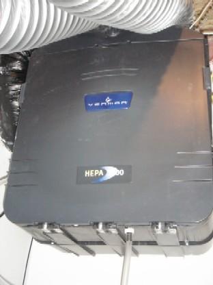 venmar hepa 3100 user manual