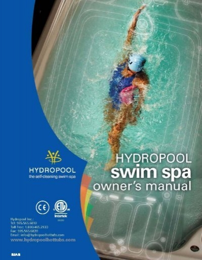 hydro spa hs200 owners manual