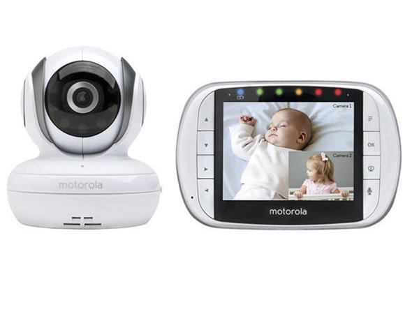 motorola 2.4 video baby monitor manual