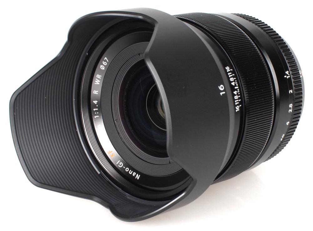 manual landscape lense for fuji x