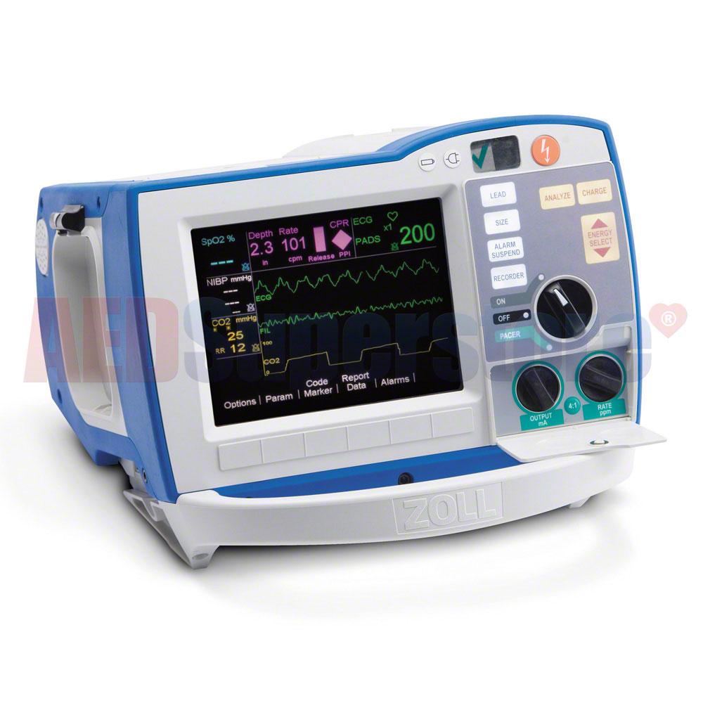 zoll x series defibrillator service manual