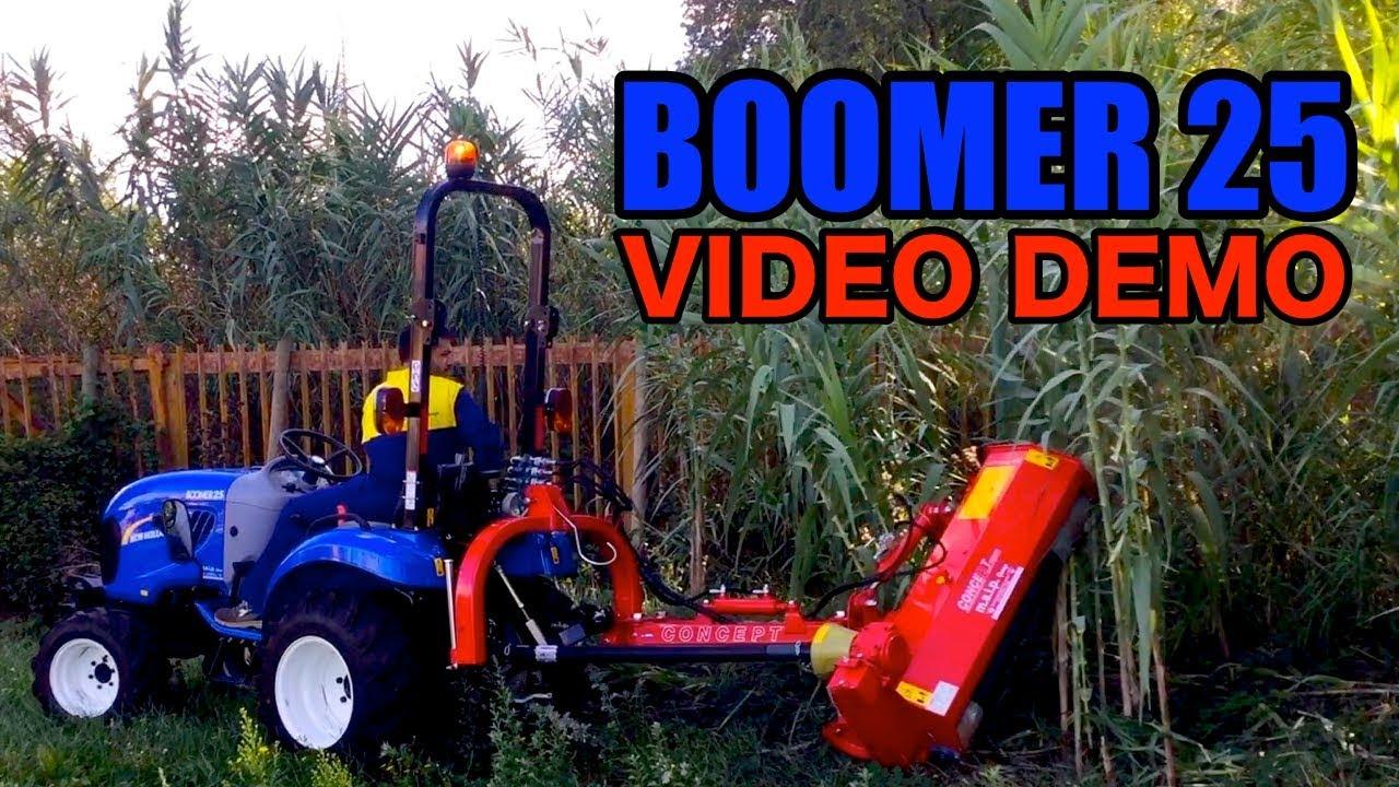 new holland boomer 25 manual
