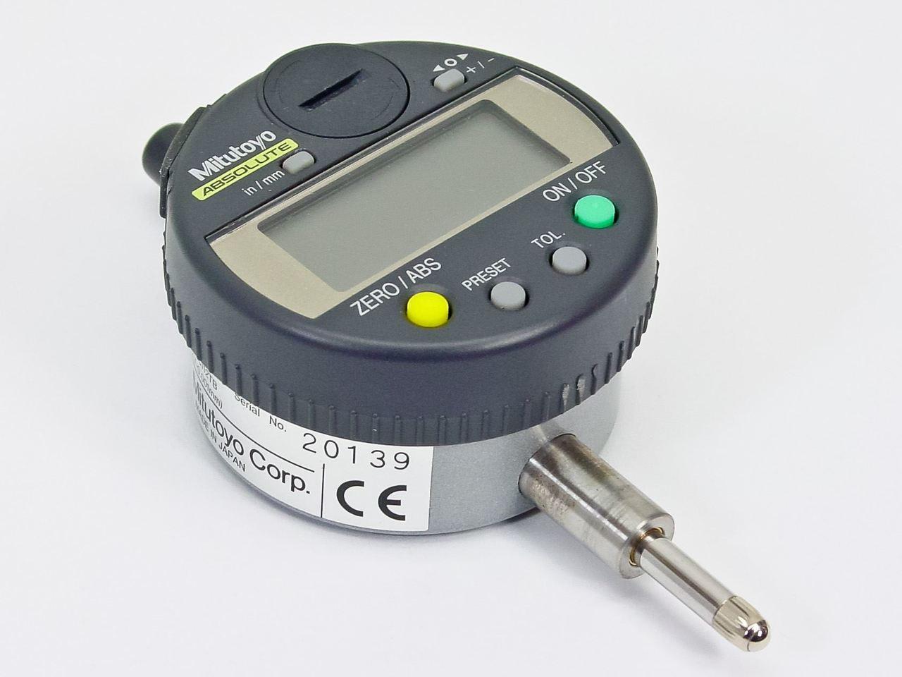 mitutoyo digimatic indicator 543 manual