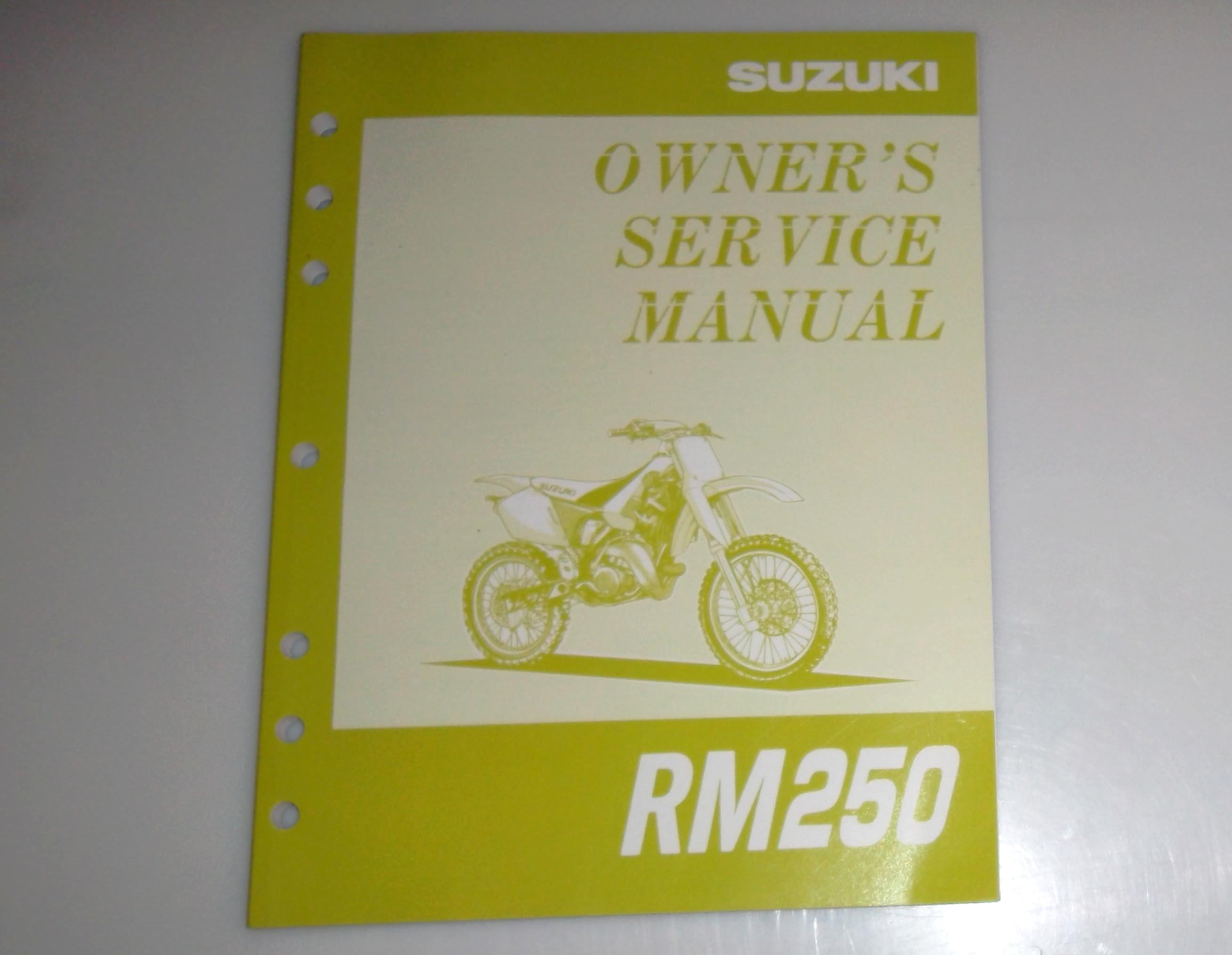 1995 suzuki escudo owners manual