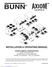 bunn axiom-dv-aps manual parts pdf