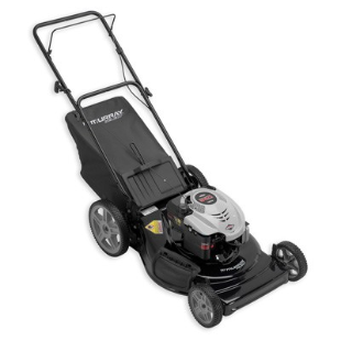 yardworks gas mower 22 manual