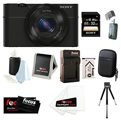 sony camera with manual control