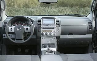 2002 nissan pathfinder se interior manual