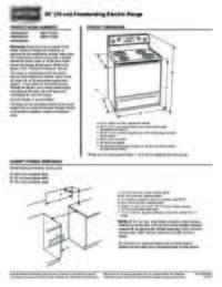 maytag range r72115865 pdf user manual