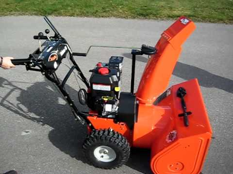 2013 ariens deluxe 28 manual