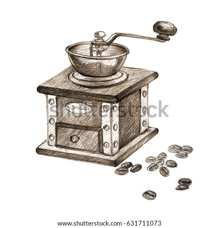 manual coffee mill for french press