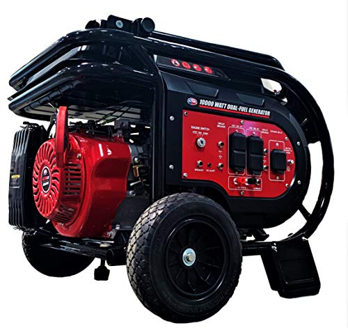 yardworks generator 3500w 4500w manual