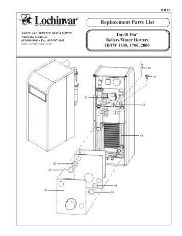 lochinvar knight xl boiler manual