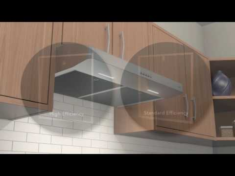 broan allure 1 range hood installation manual
