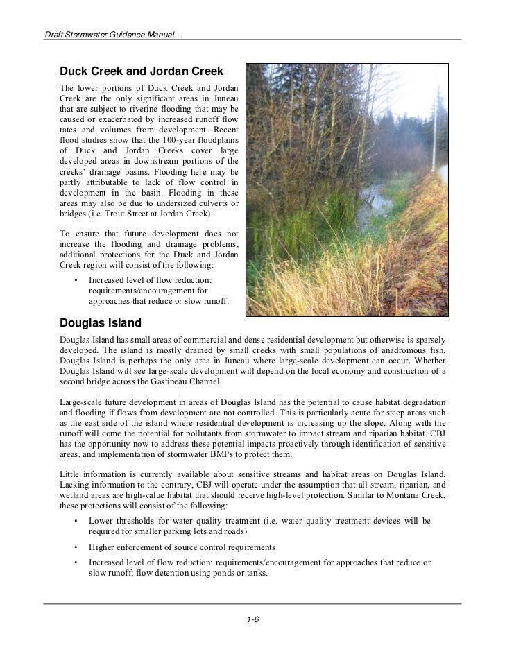 npdes stormwater sampling guidance manual