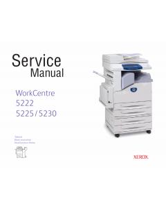 xerox workcentre 7228 service manual