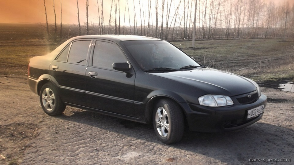 2003 mazda protege dx manual sedan