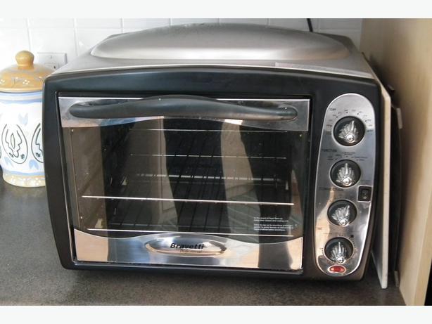 bravetti professional convection oven manual