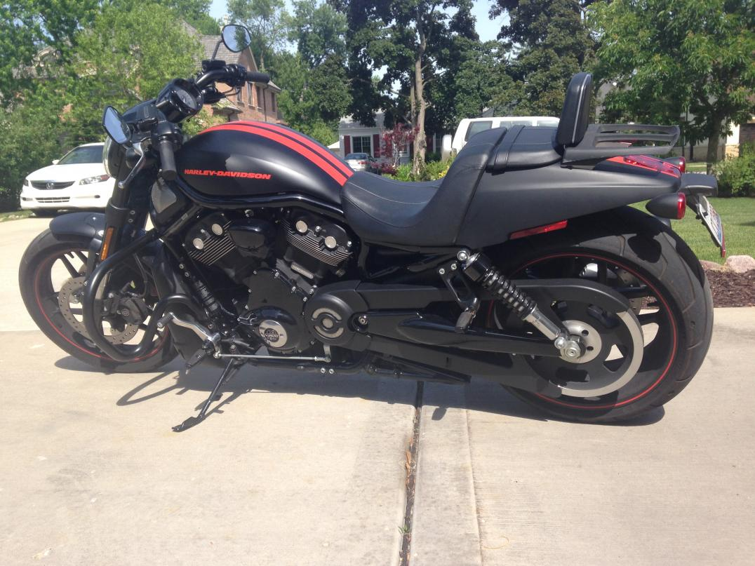 2012 harley davidson night rod special owners manual