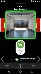 ecolink garage door tilt sensor manual