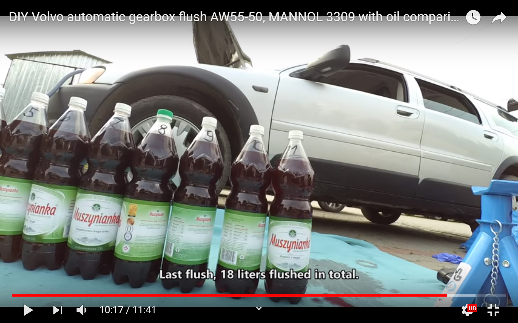 manual transmission fluid flush necessary