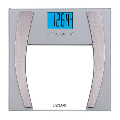 taylor body fat analyzer and scale 5570 manual