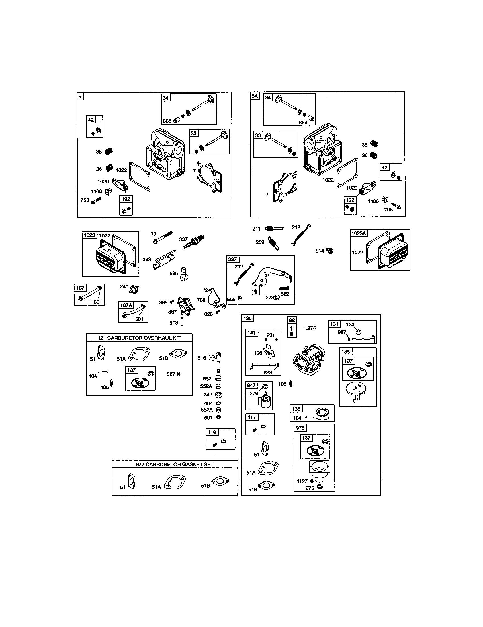 briggs and stratton 407777 repair manual