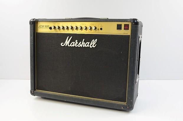 marshall jcm 900 combo 4501 manual