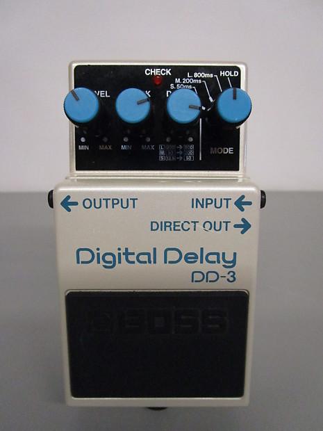 boss digital delay dd7 manual