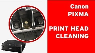 manually clean print head brother mfc-j5330dw