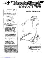 nordic track treadmill a2155 manual