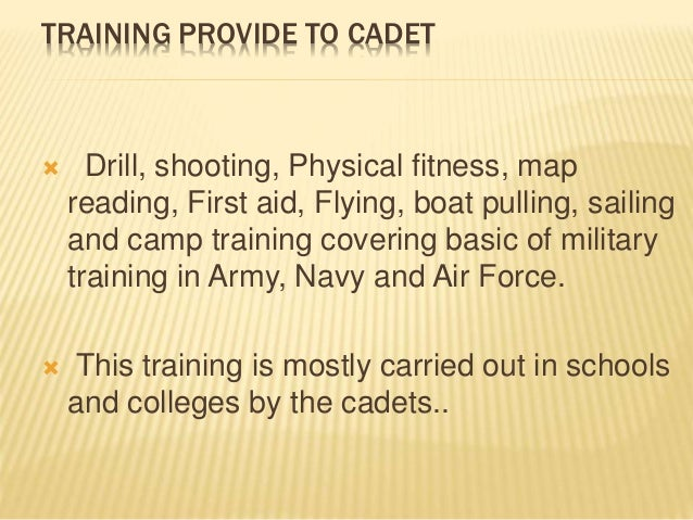 basic air cadet drill manual
