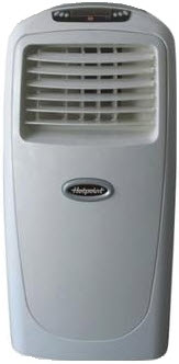 hotpoint portable air conditioner mac100 manual