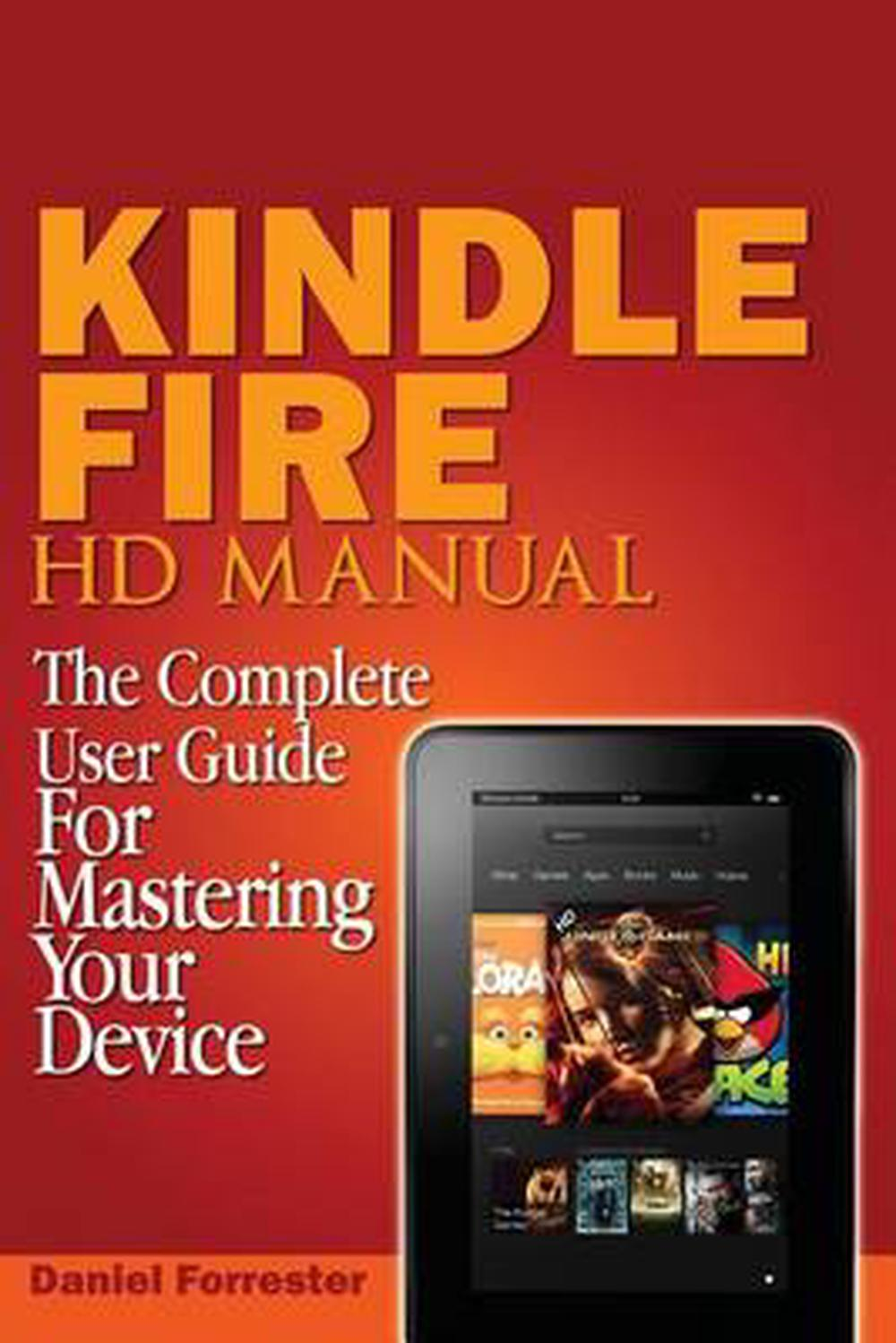 download paperwhite user manual to kindle device