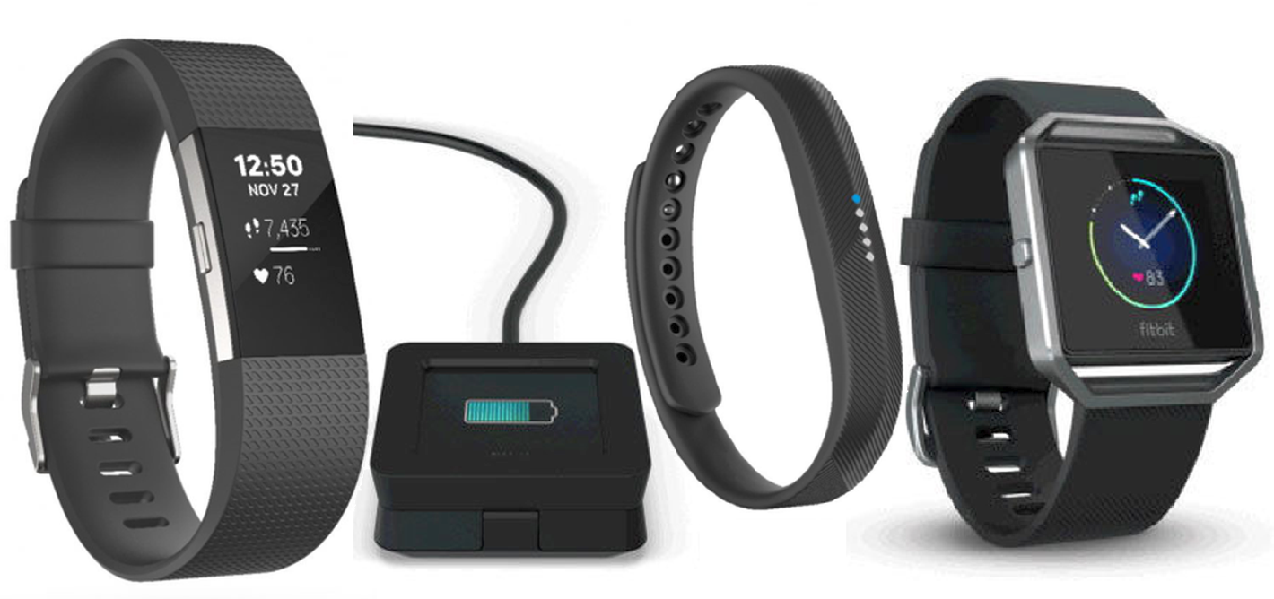 fitbit charge hr manual set time