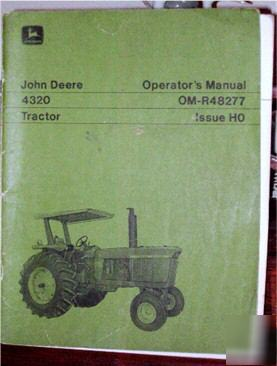 john deere 4320 shop manual
