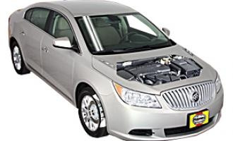 2010 buick lacross owner manual