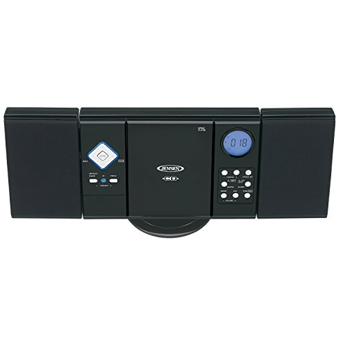 jensen jmc-180 wall-mountable cd system manual