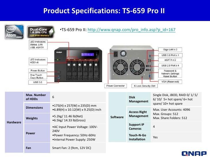 qnap 659 pro ii manual