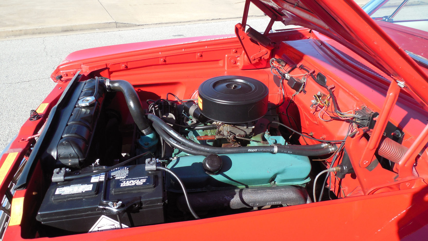 4 speed manual transmission for 68 fury for sale